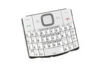 Tastatura Nokia X2-01 Qwerty alba Originala