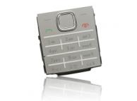 Tastatura Nokia X2 argintie Originala
