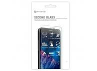 Folie Protectie ecran antisoc Samsung Galaxy S6 4smarts Tempered Glass Originala