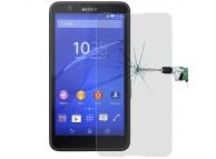 Folie Protectie ecran antisoc Sony Xperia E4 Tempered Glass Explosion-proof