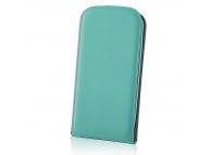 Husa piele Samsung Galaxy A5 Flip Deluxe verde