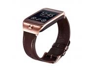 Curea piele Ceas bluetooth Samsung Galaxy Gear 2 ET-SR380LD maro Blister Originala
