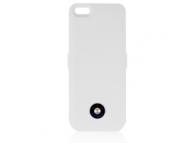 Acumulator extern Apple iPhone 5s 3000mA Blue Circle alb Blister