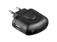 Adaptor priza USB Universal 1A Goobay