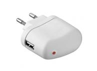 Adaptor priza USB Cosmote Smart Share 1A Goobay alb