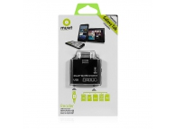 Adaptor digital OTG Muvit 5+1in1 Blister Original