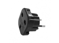 Adaptor priza 3 pini UK-EUROPE