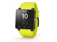 Curea ceas Sony SmartWatch2 SE20 galbena Blister Originala
