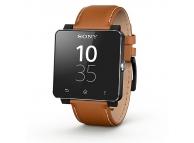 Curea ceas piele Sony SmartWatch2 SE20 maro Blister Originala