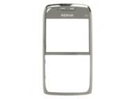 Carcasa fata Nokia E71 gri Originala