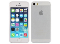 Husa plastic Apple iPhone 5 Slim transparenta