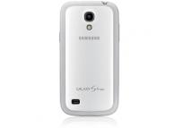 Husa plastic Samsung I9190 Galaxy S4 mini EF-PI919BW alba Blister Originala