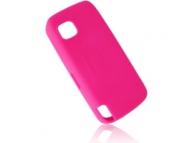 Husa silicon Nokia CC-1003 roz Blister Originala