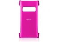 Husa plastic Nokia CC-3018 roz Blister Originala