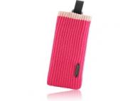 Husa textila Nokia C1-02 CP-516 ciclam Blister Originala