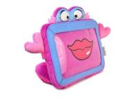 Husa textil tableta 7 inci Wise Pet ChiChi roz Blister Originala