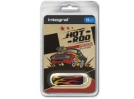 Memorie externa Integral Xpression Hot Rod 16Gb Blister