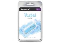 Memorie externa Integral Pastel Blue Sky 32Gb Blister