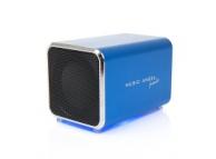 Mini difuzor Music Angel Friendz albastru