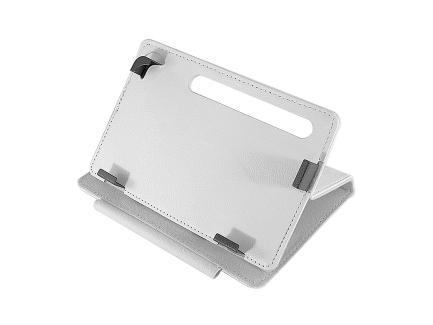 Husa piele Magnetica Universala Tableta TFO alba