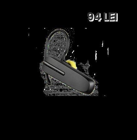 Handsfree Casca Bluetooth Jabra BT2047, MultiPoint, Negr...