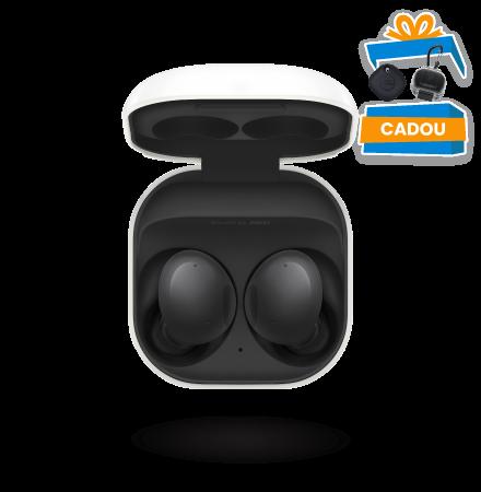Handsfree Casti Bluetooth Samsung Galaxy Buds2, Negru SM...