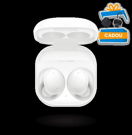 Handsfree Casti Bluetooth Samsung Galaxy Buds2, Alb SM-R...