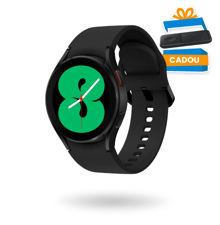 Ceas Smartwatch Samsung Galaxy Watch4, 40mm, BT, Negru S...