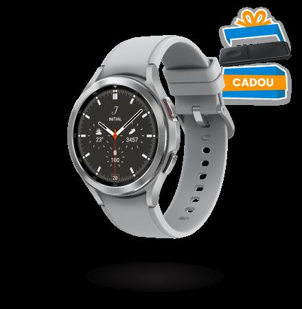 Ceas Smartwatch Samsung Galaxy Watch4 Classic, 46mm, BT,...